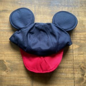 Disney Parks Mickey Mouse Toddler Hat- NWT